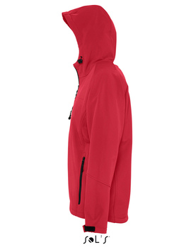 Chaqueta Softshell Replay Men Rojo