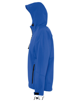 Chaqueta Softshell Replay Men Azul Royal