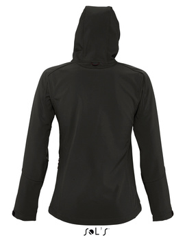 Chaqueta Softshell Replay Women Negro