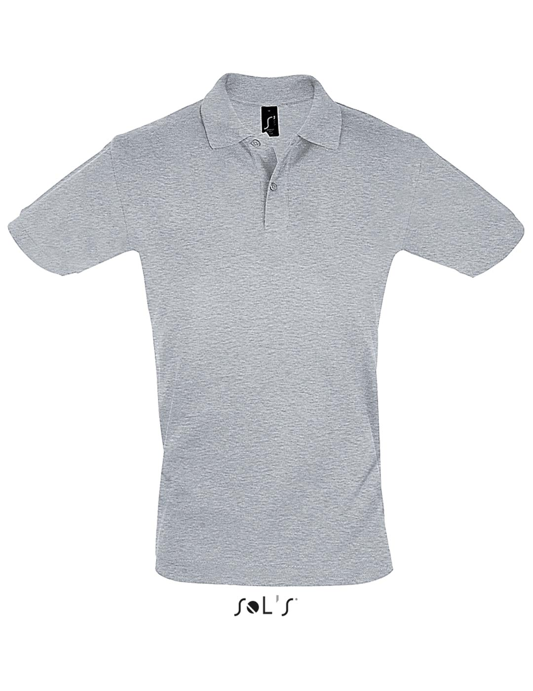 Perfect men 11346 grey melange a