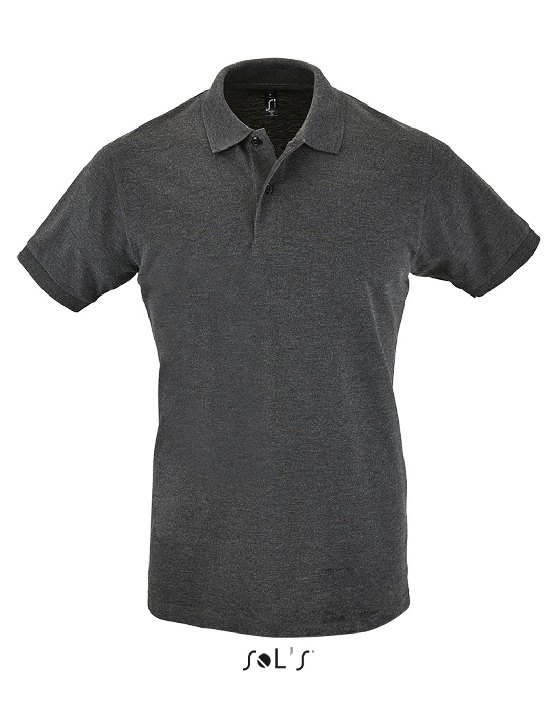 Perfect men 11346 charcoal melange a