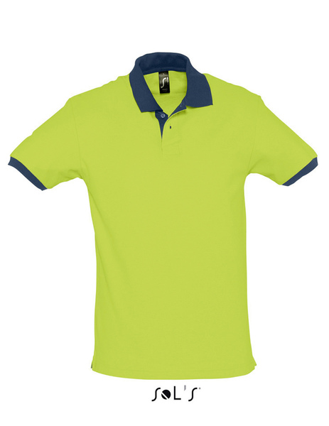 Gallery prince 11369 apple green french navy a