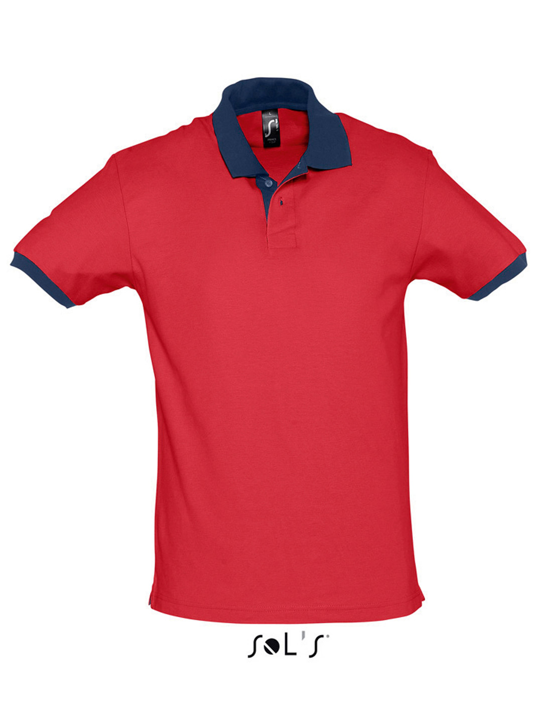 Prince 11369 red french navy a