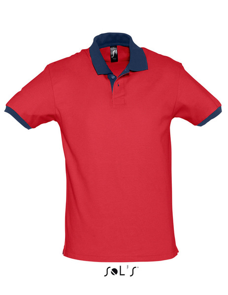 Gallery prince 11369 red french navy a