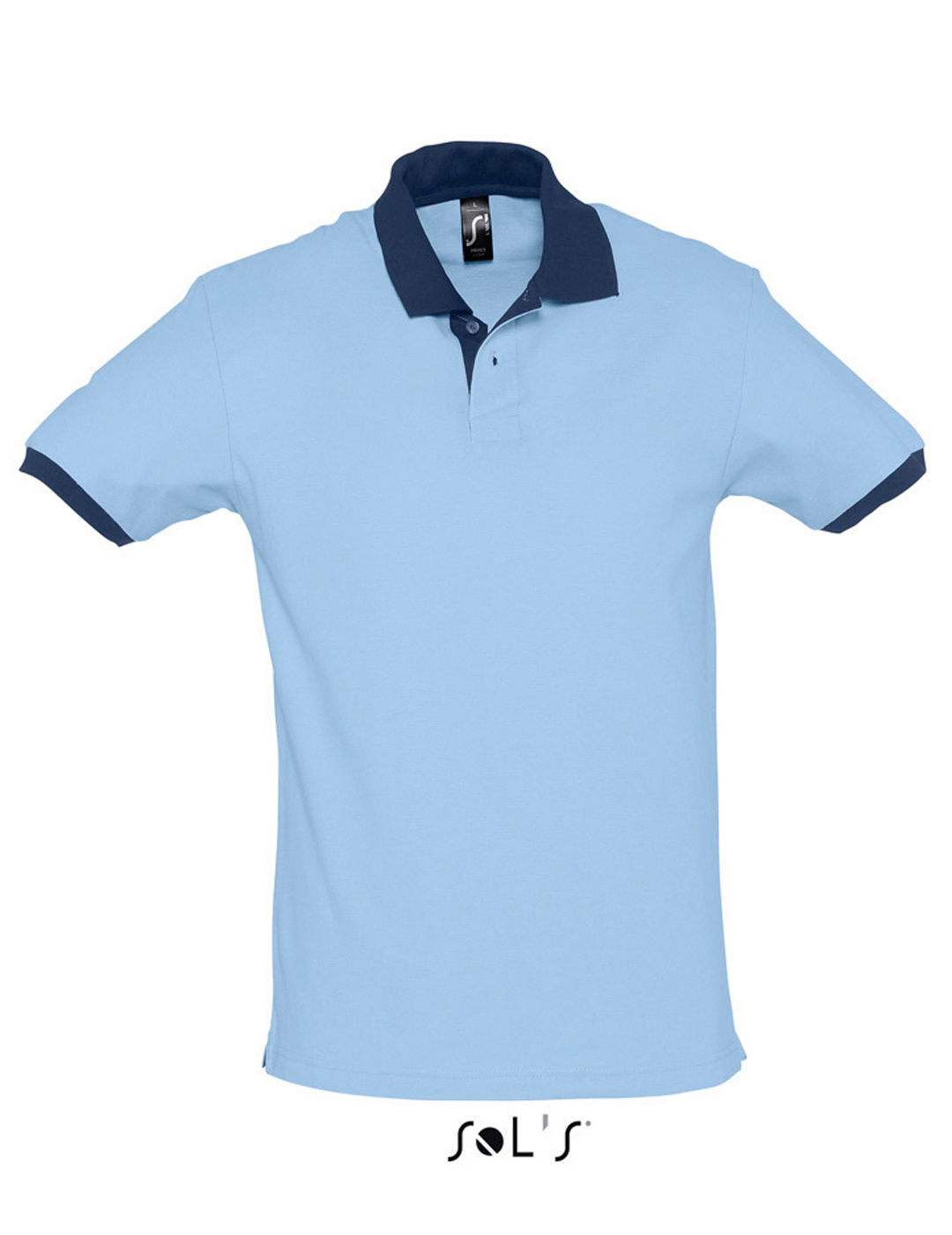 Prince 11369 sky blue french navy a