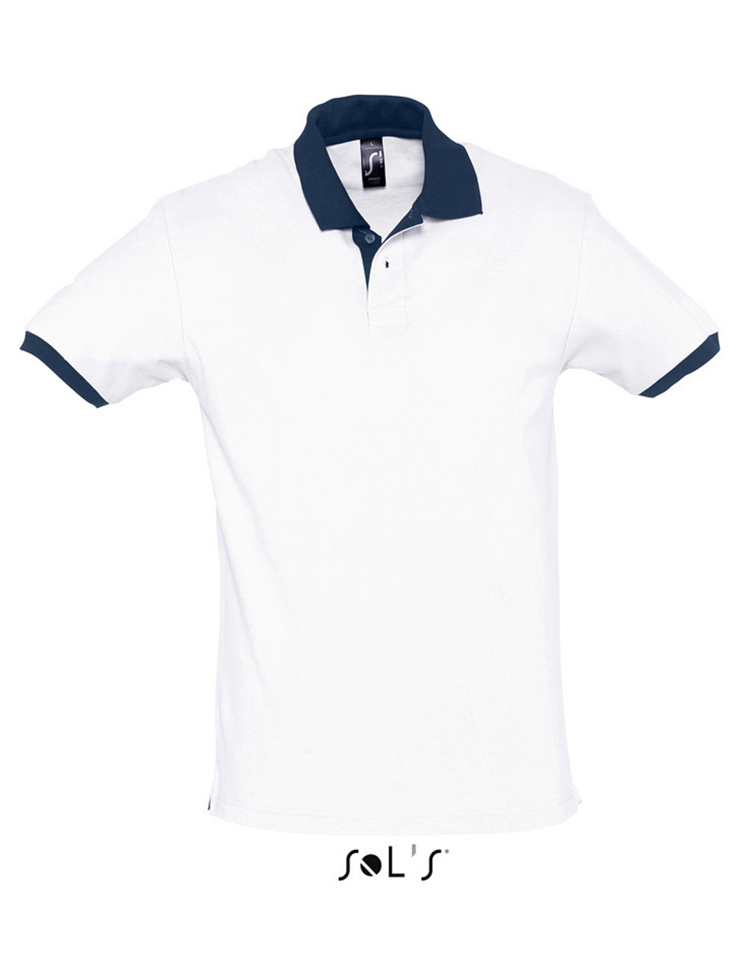 Prince 11369 white french navy a
