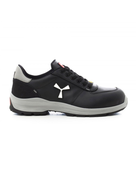 Zapato GET FORCE LOW S1P negro flexible y ergonómico