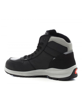 Bota GET FORCE MID S3 negra total moderna y flexible