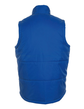 Chaleco Unisex Warm color Azul Royal