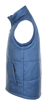 Chaleco Unisex Warm color Azul