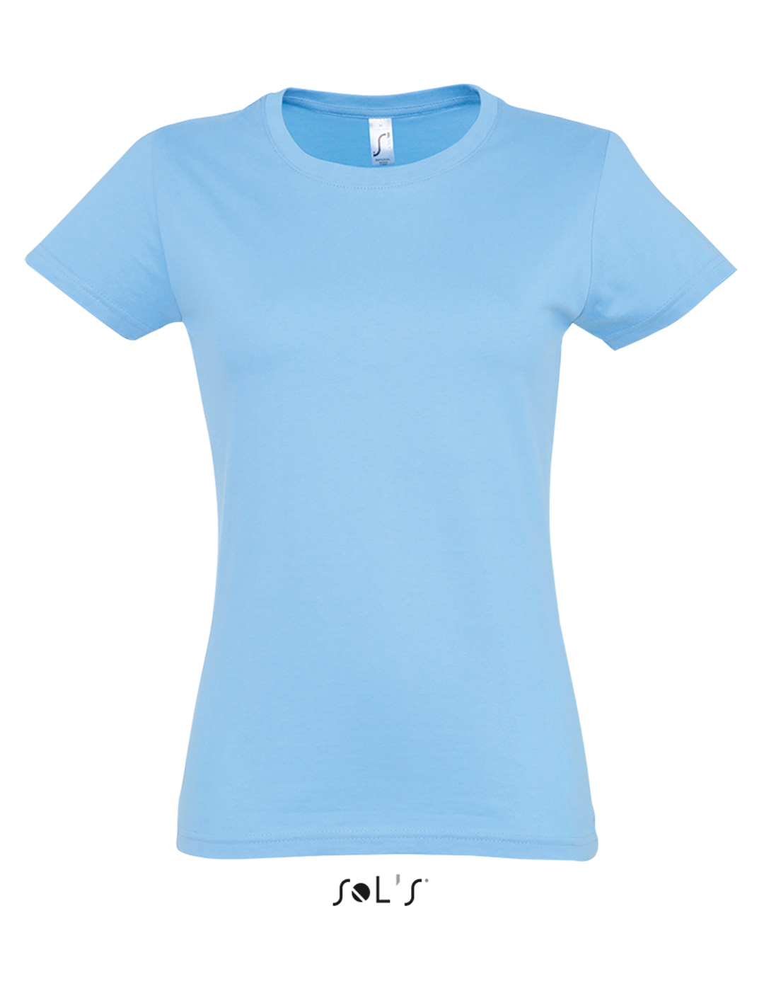 Imperial women 11502 sky blue a