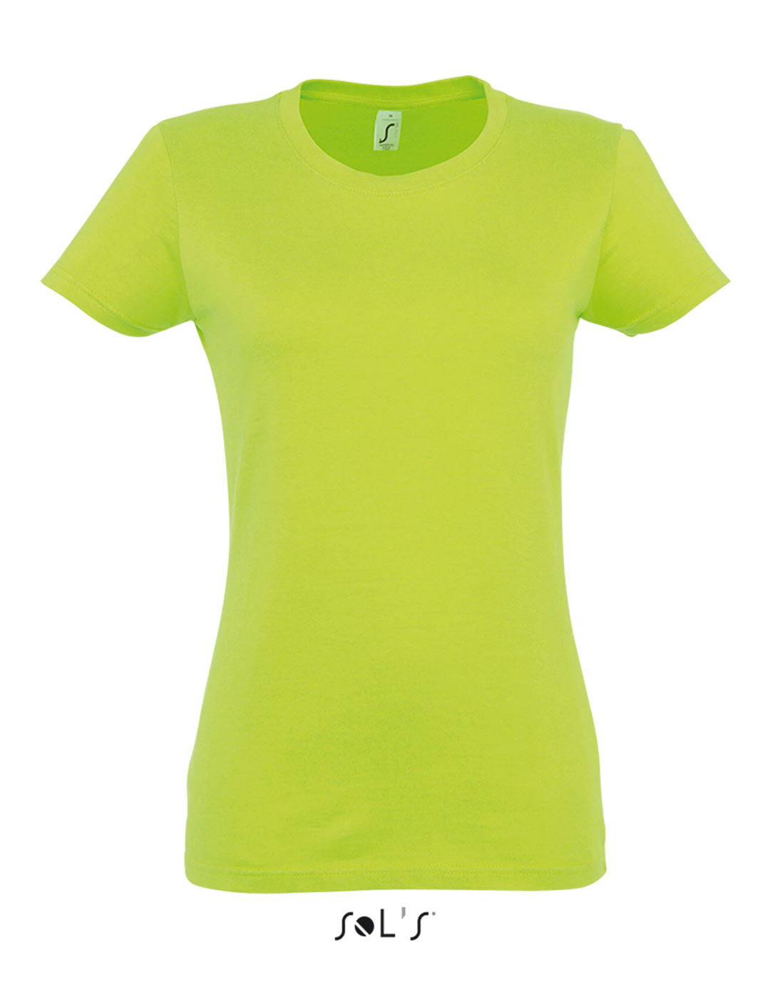 Imperial women 11502 apple green a