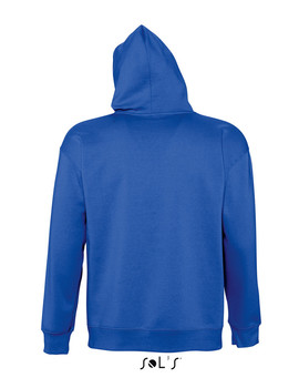 Sudadera Unisex con Capucha SLAM color Azul Royal