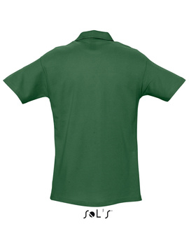 Polo de Hombre modelo SPRING color Verde Golf
