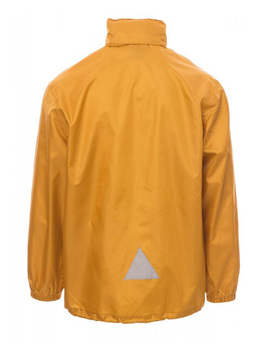Chaqueta Impermeable Unisex modelo WIND color Naranja