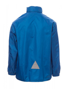 Chaqueta Impermeable Unisex modelo WIND color Azul Royal